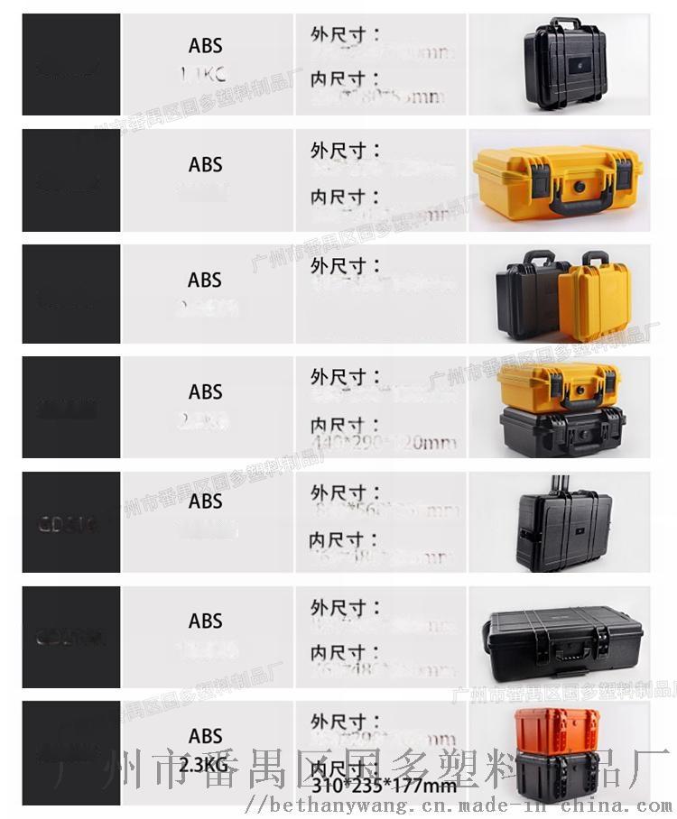 018五金配件包装箱@手提应急箱@产品展示箱91526435