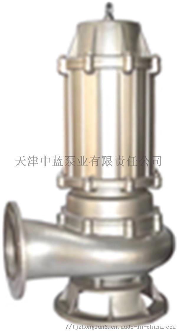 高耐腐性耐用WQD潜水排污泵782078042