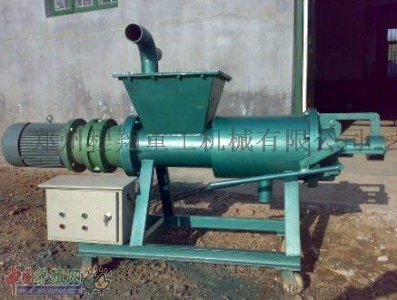 鸡粪脱水机,养殖场猪粪脱水机粪污处理过程102065295