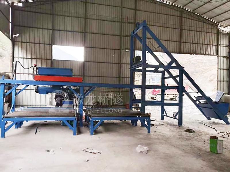 湖北省宜昌用防水板小型預製構件生產線價格
