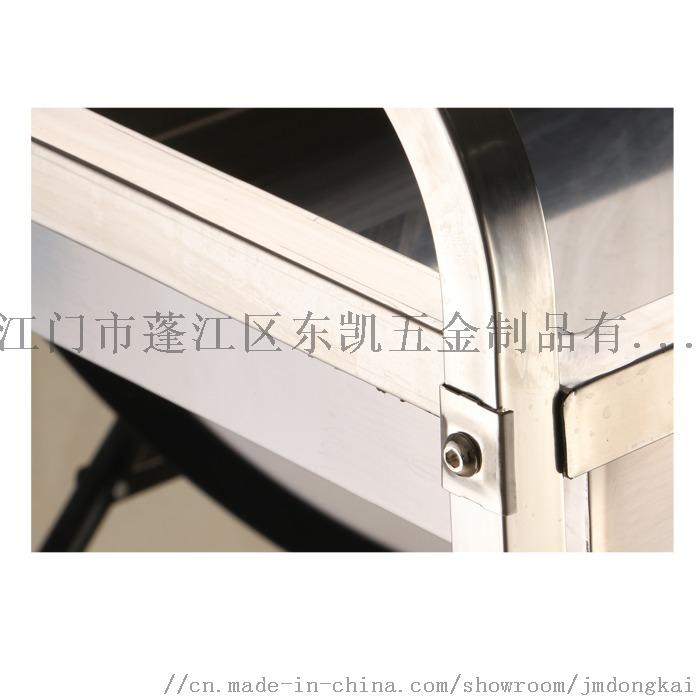 不锈钢收碗车碗碟收纳回收手推餐车837492915
