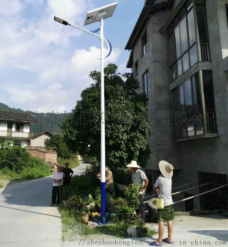 好恆照明專業生產LED  30W 40W太陽能路燈77380655