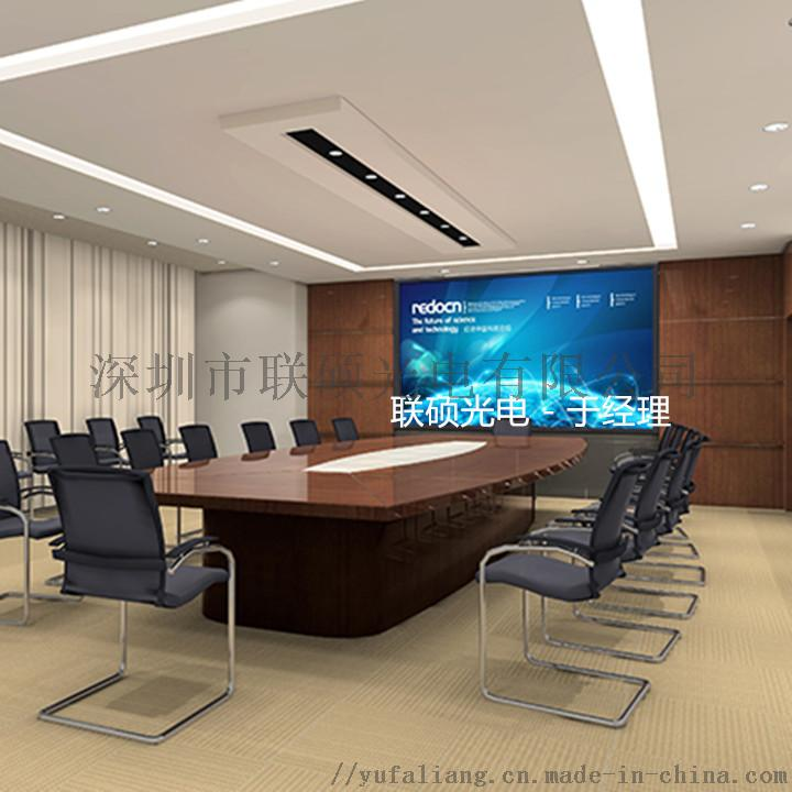 P2室內大廳高清LED顯示屏多少錢一平方米85134195