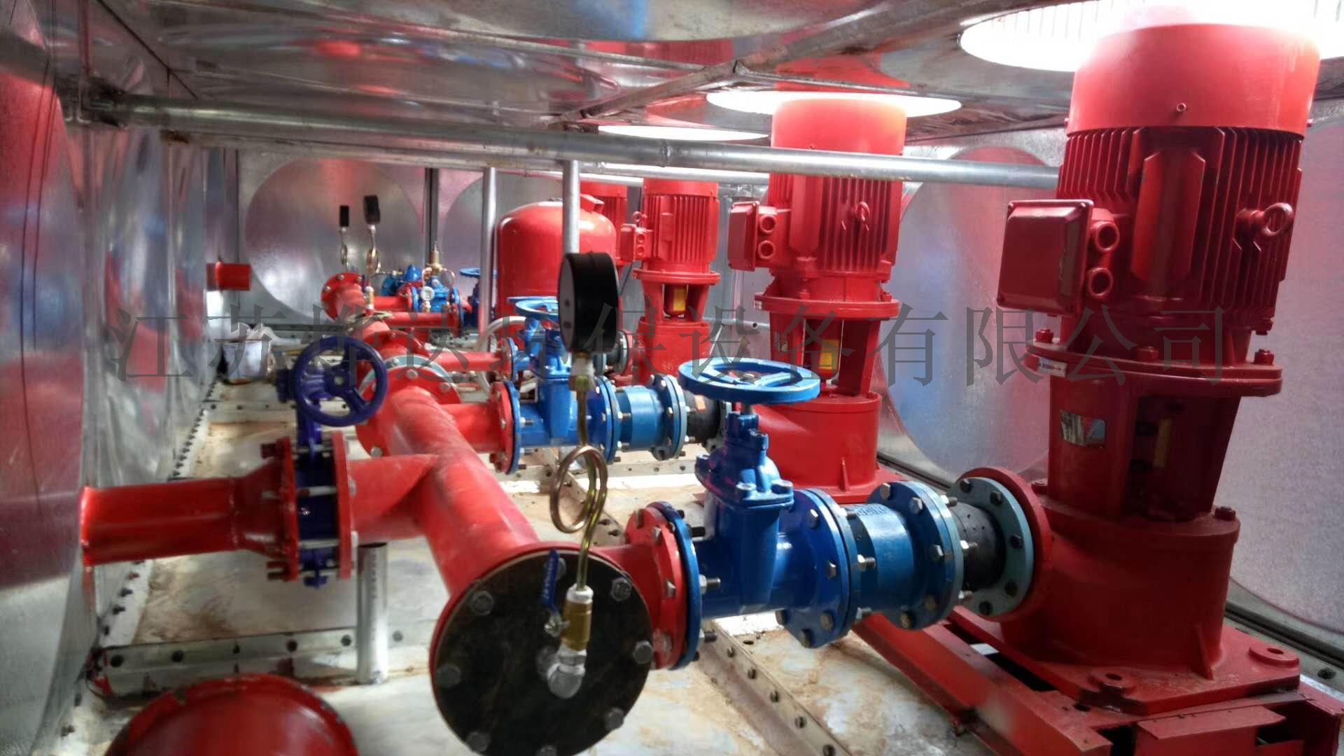 地埋型箱泵一体化给水设备141115855