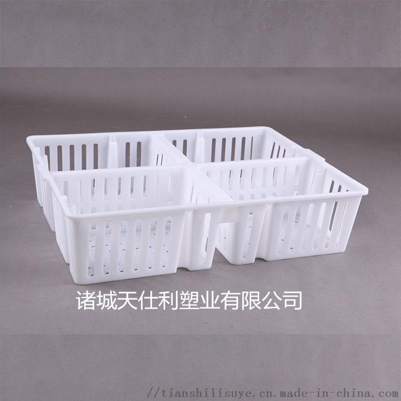 鸡苗运输箱  雏鸡筐运输笼  四格鸡苗运输筐897152045
