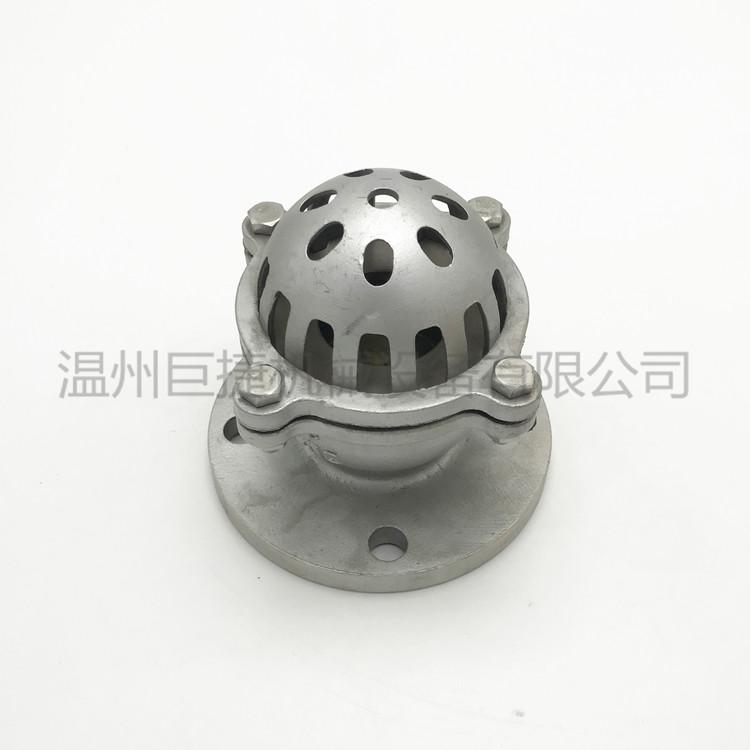 304不鏽鋼底閥法蘭底閥升降式底閥井底閥DN50109416245