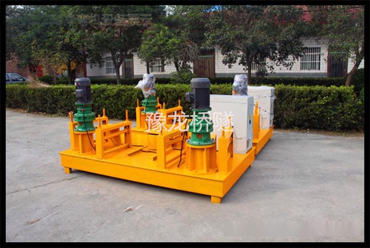 广东湛江大型工字钢冷弯机_WGJ250工字钢弯拱机