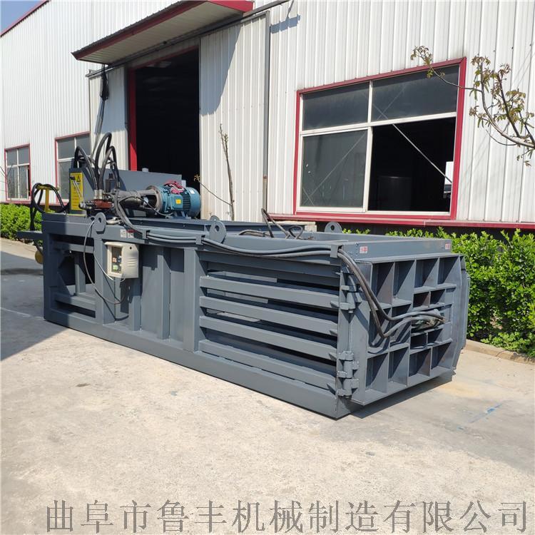 江苏160吨废品垃圾卧式液压打包机供应商96358042