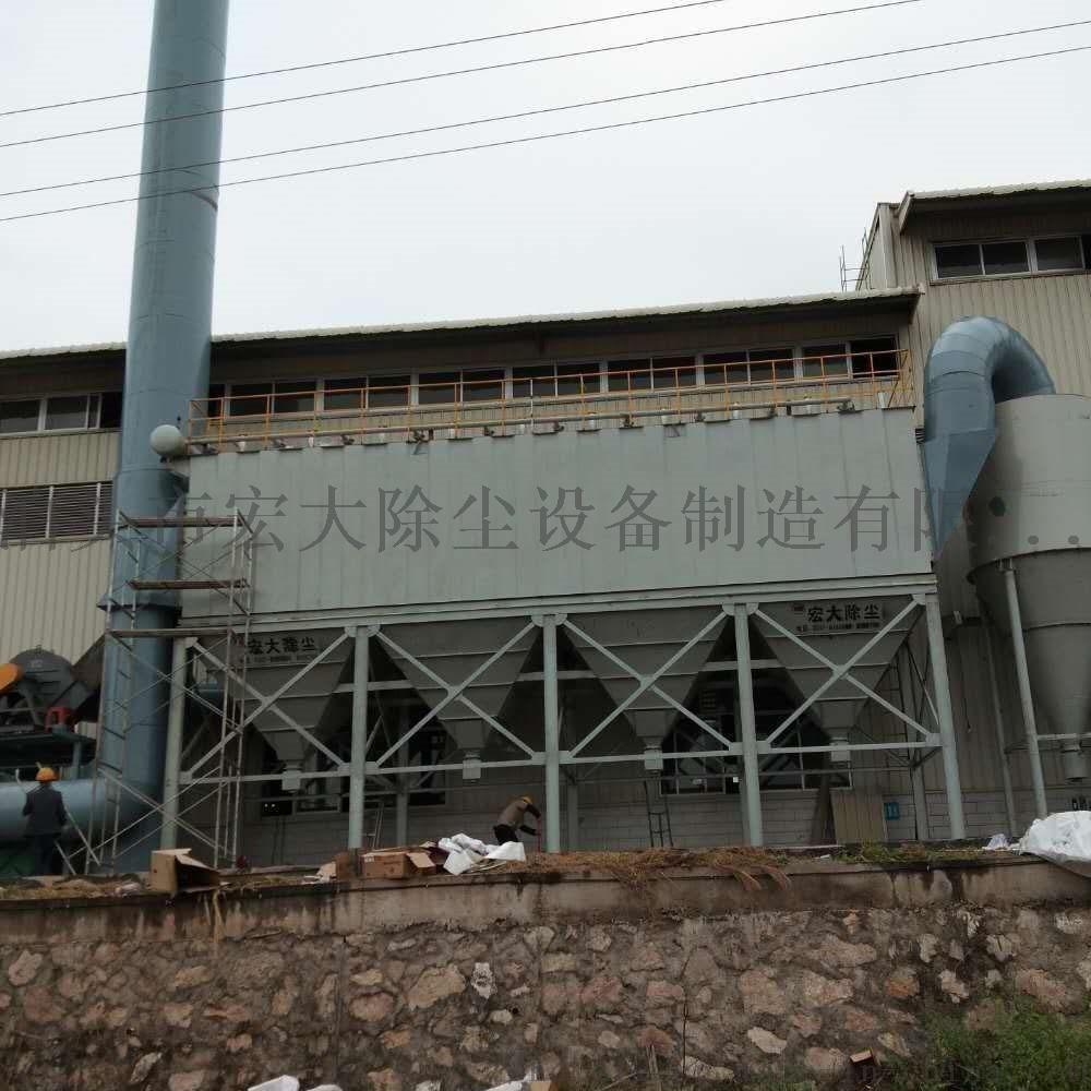 锅炉布袋除尘器 脱 布袋除尘器 脉冲布袋除尘器安装846370152