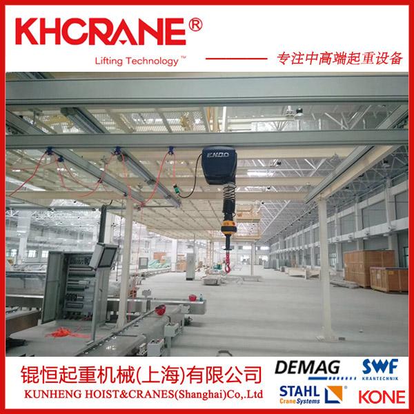 流水线专用智能辅助提升设备 200KG智能悬臂吊839282295