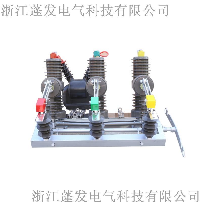 zw32真空斷路器 手動隔離 柱上開關 蓬發電氣800157082