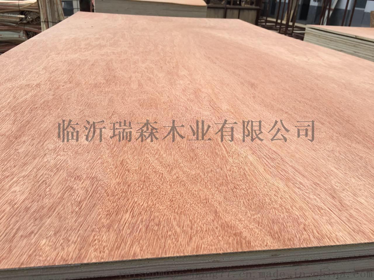 瑞森木业E0级12mm胶合板出口马来西亚胶合板多层夹板门板43832012