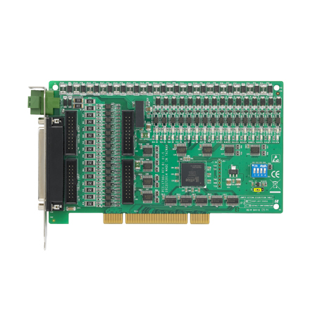 研华PCI-1730U 、32路、输入输出卡38696795
