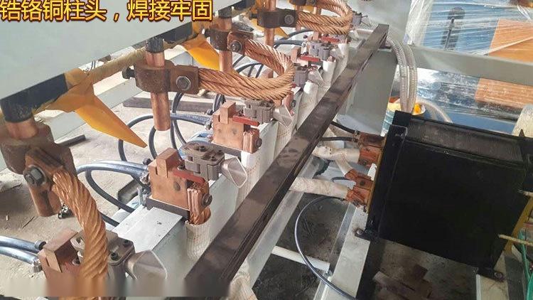 福建泉州数控钢筋焊网机/钢筋焊网机视频介绍