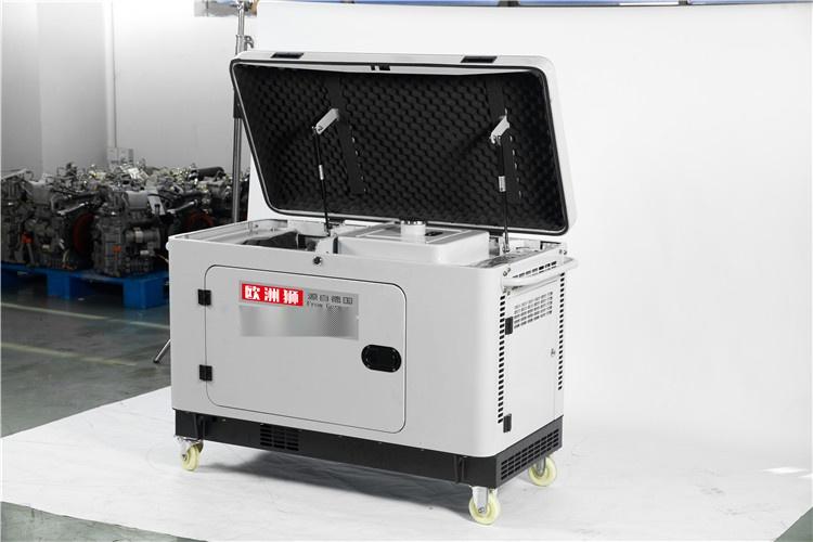 欧洲狮动力6千瓦柴油发电机