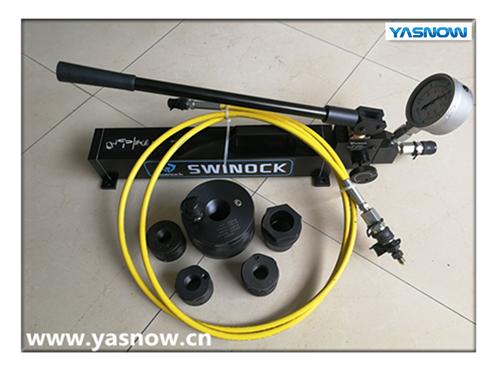 内蒙古煤矿液压螺母专用超高压手动泵793713185