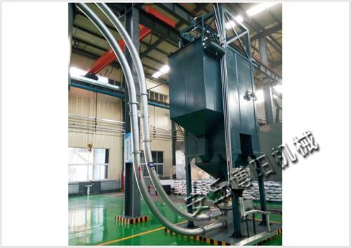 煤粉噸袋拆包機 噸袋投料站節能高效率754456515