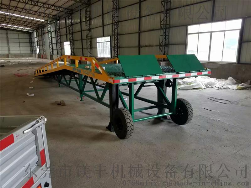 湛江集装箱卸货平台|湛江集装箱叉车装货平台72503942