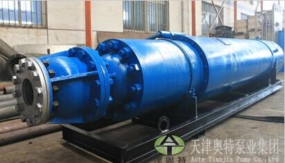 铁矿排水用的潜水泵(流量大扬程高)_4  转速IPX8实力派矿井潜水泵生产厂家15589472