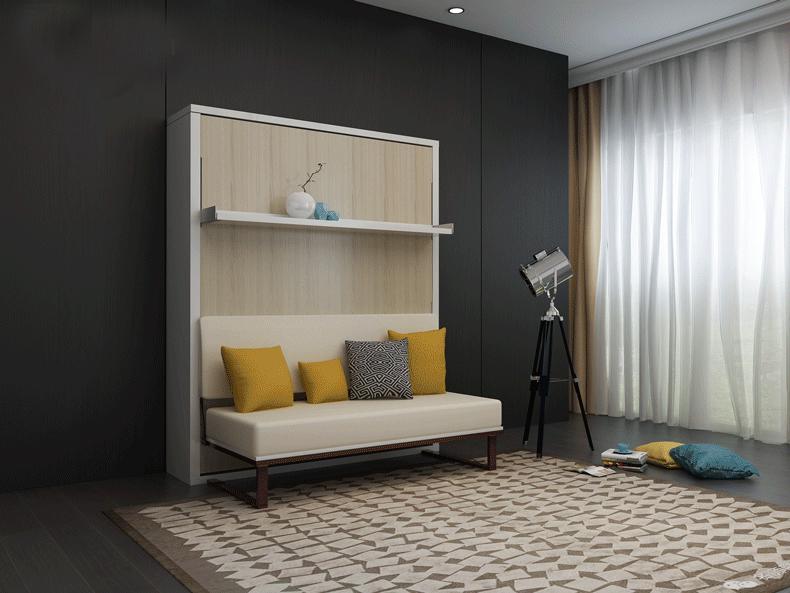电动隐形床厂家隐形床五金配件上海智造坊折叠隐形床103122645