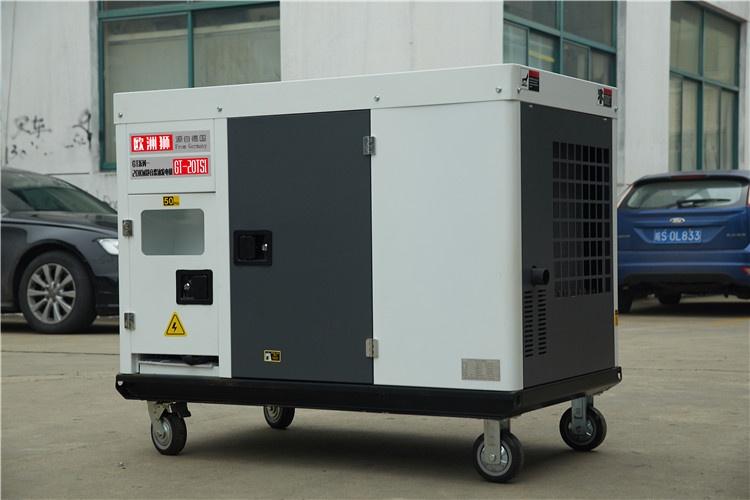 全自动20千瓦静音柴油发电机113645592