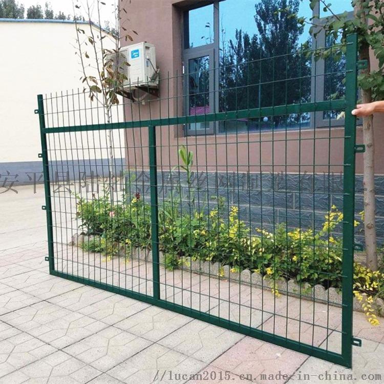 鐵路專用框架護欄網直銷墨綠色邊框隔離網安全封閉網765209152