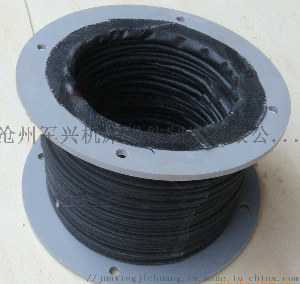 油缸防护罩 伸缩式圆筒防护罩 丝杠防护罩 可定做812914122