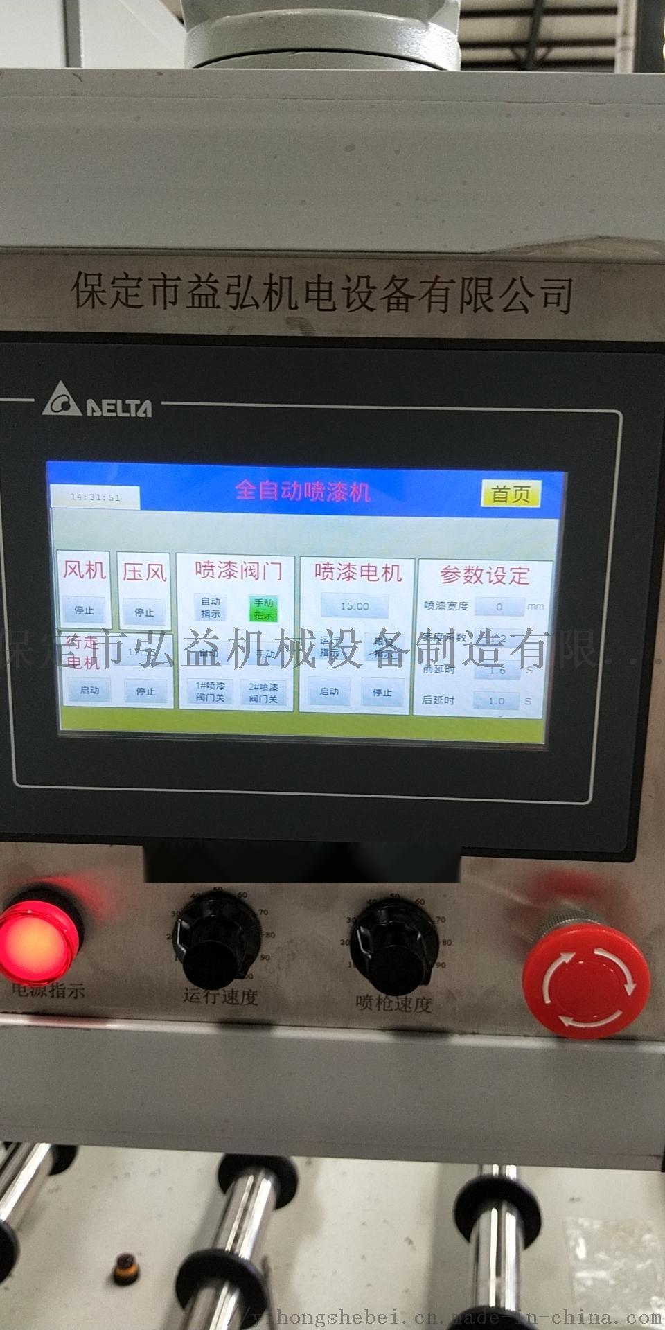 往複式uv噴塗機 不規則產品噴塗光油 噴塗生產線98781662