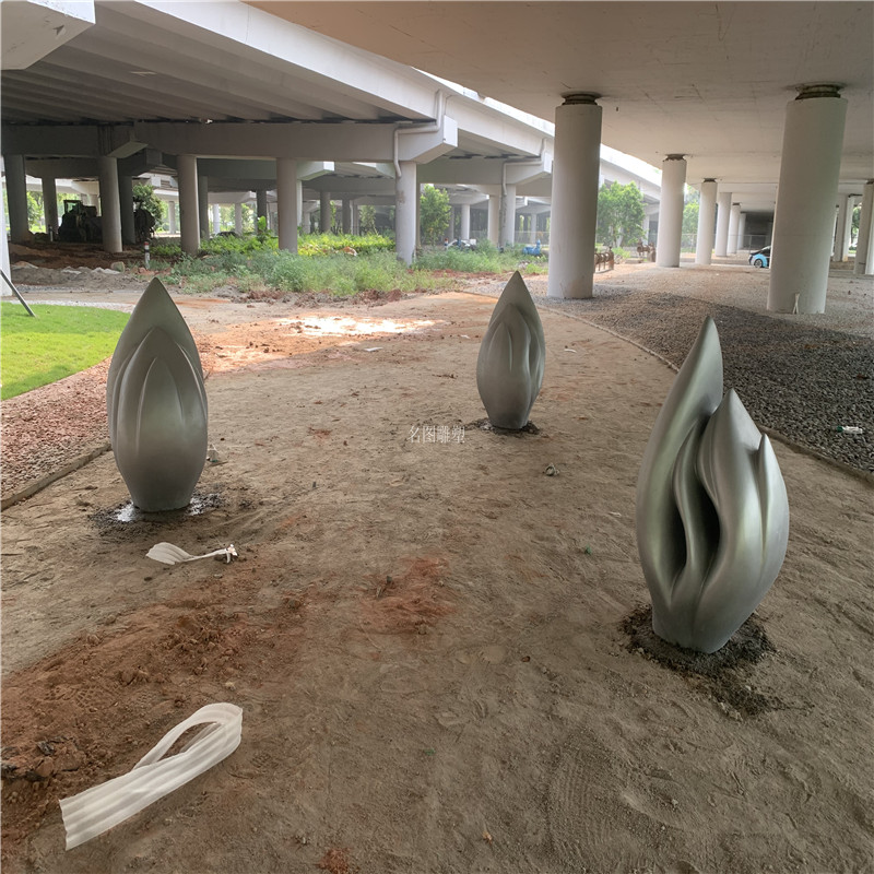 花都玻璃钢小品雕塑 花园装饰小品雕塑造型844594542