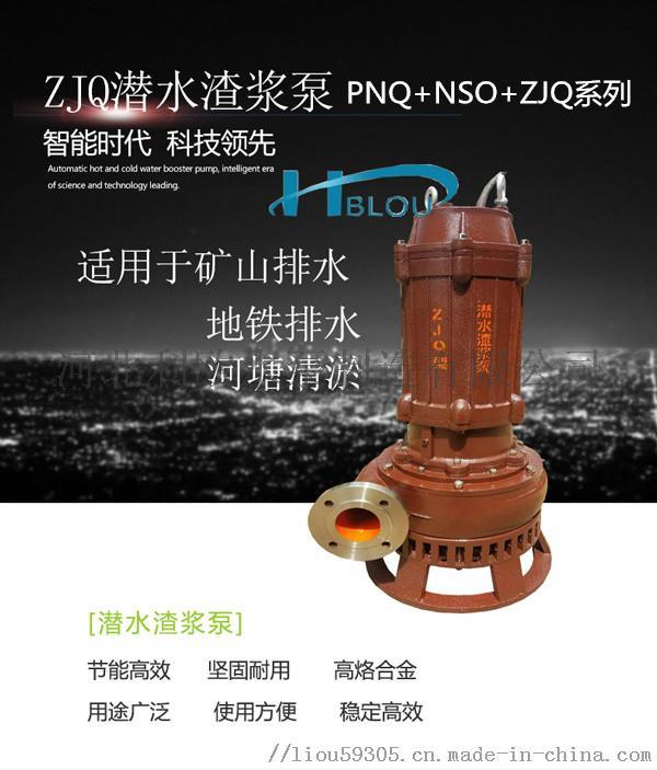利欧ZJQ潜水渣浆泵32ZJQ-8.5-6-K106768595