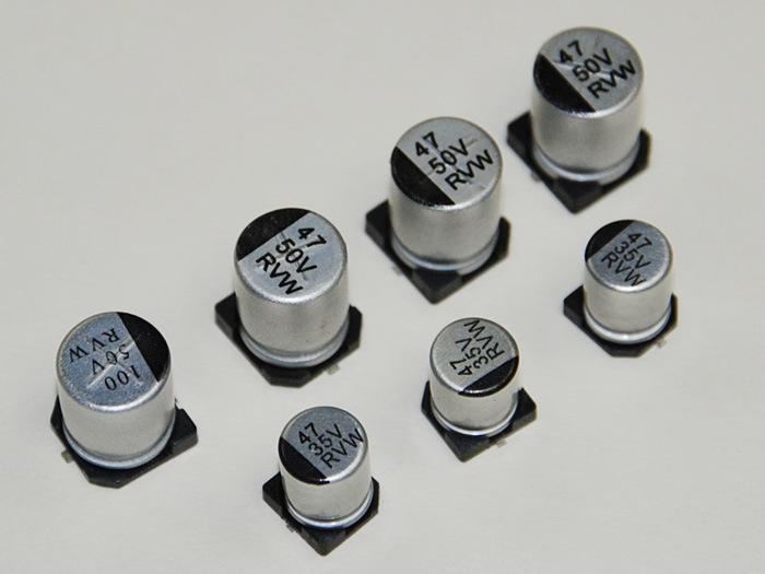 全電壓全系列貼片電解電容1