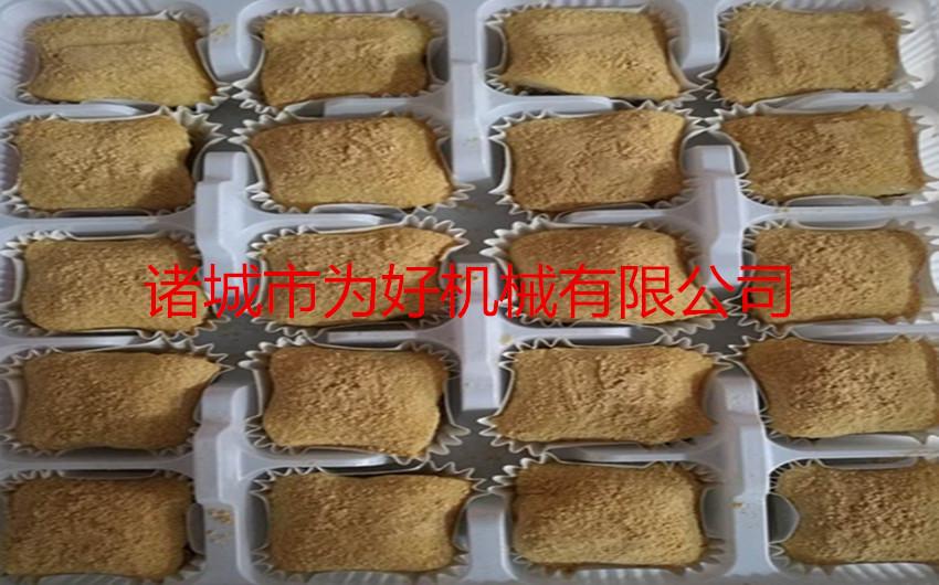 粘糖粘芝麻糕生产设备758164582