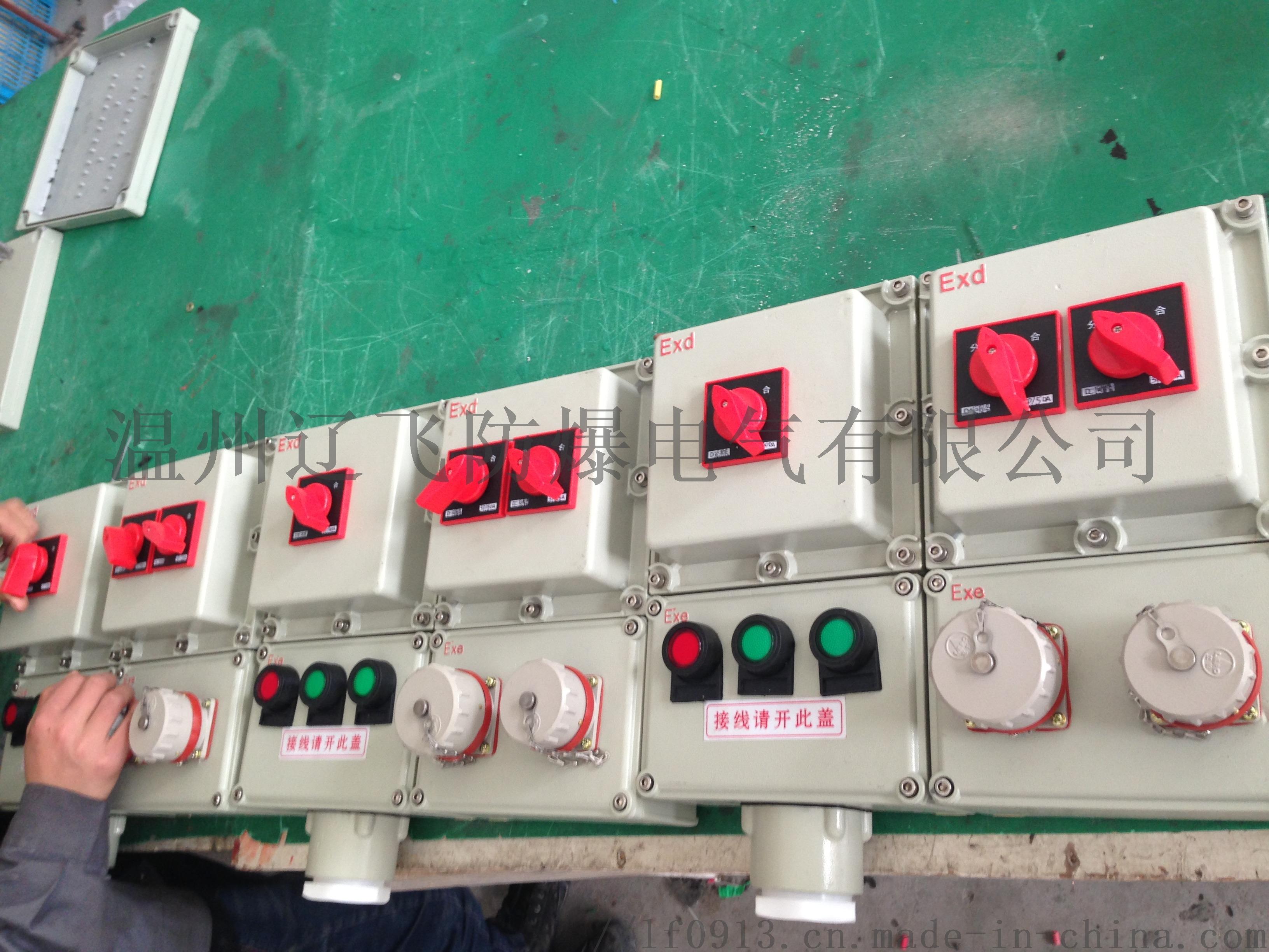 脱硝脱硫工厂防爆电气箱60308382