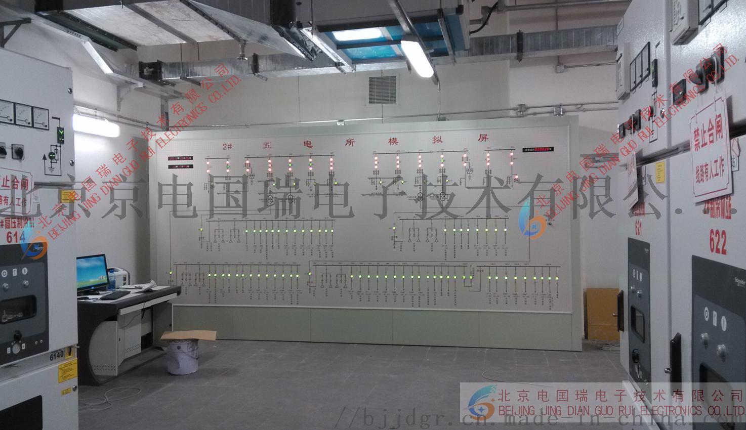 北京模拟屏厂家直销防误操作模拟屏免费配送安装758461292