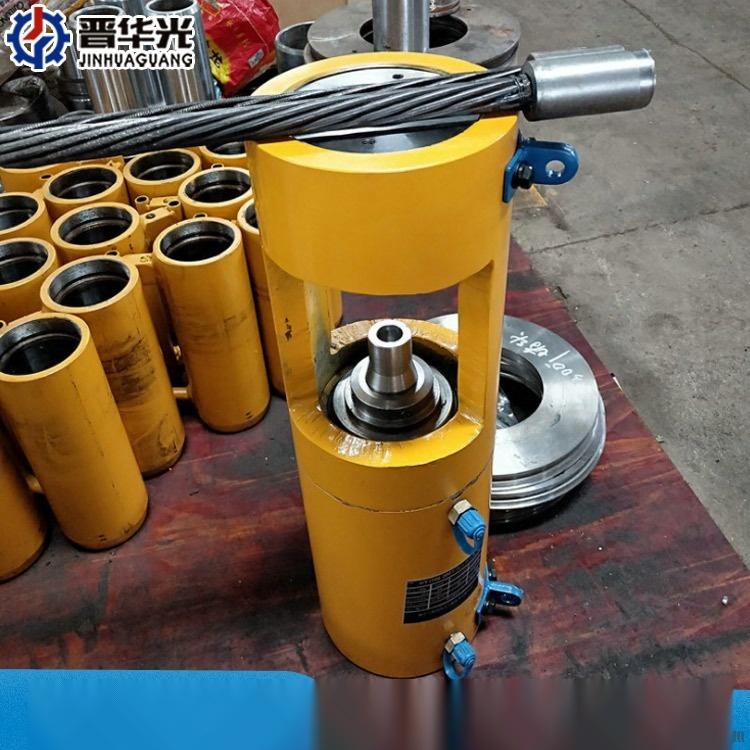 钢绞线挤压机√湖南昭阳市可变速钢绞线穿束机