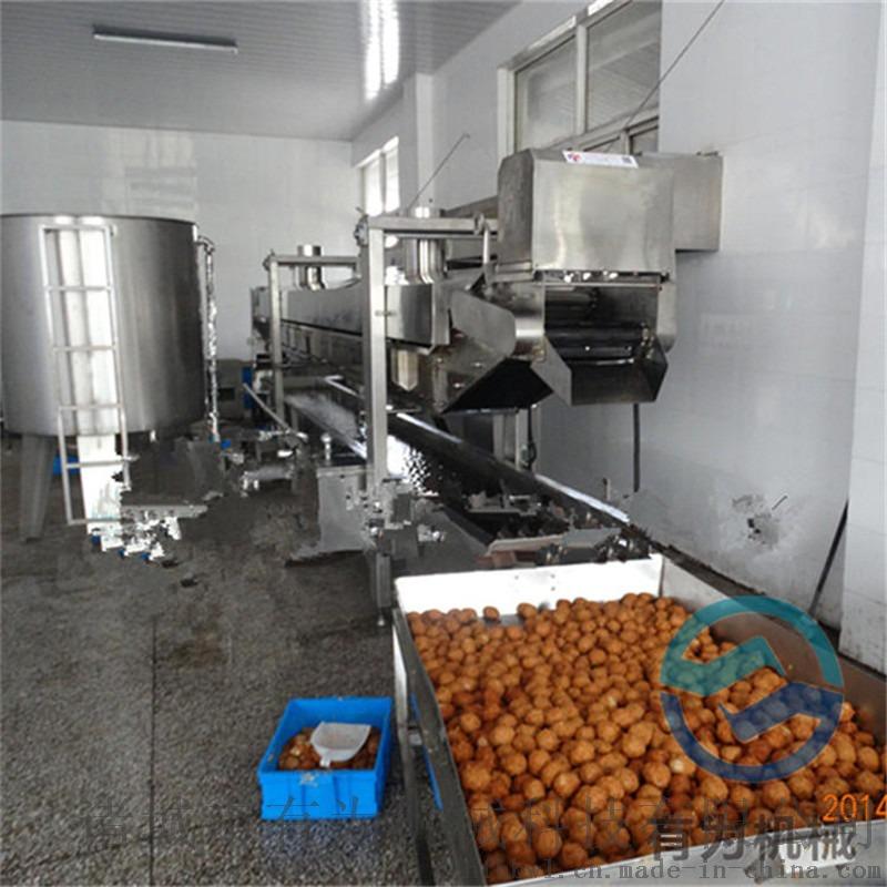 黄豆油炸机、黄豆油炸设备、黄豆油炸线799077092