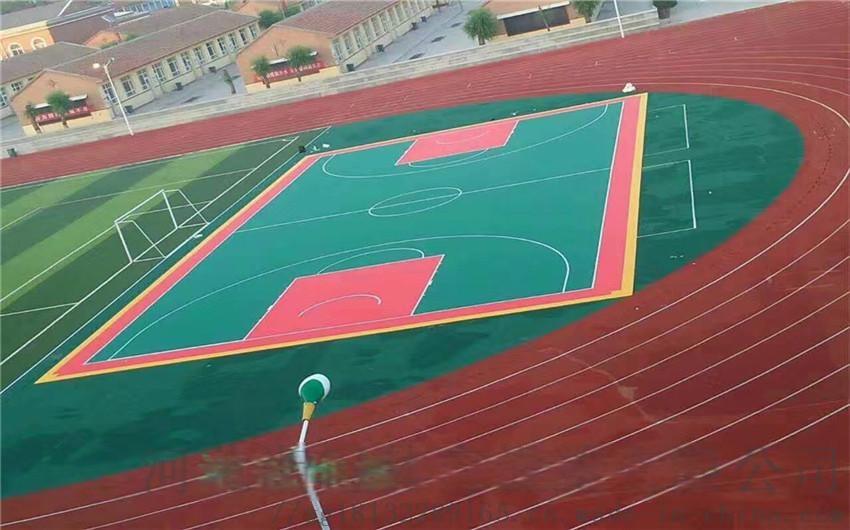 浙江麗水市防滑懸浮地板籃球場96220115
