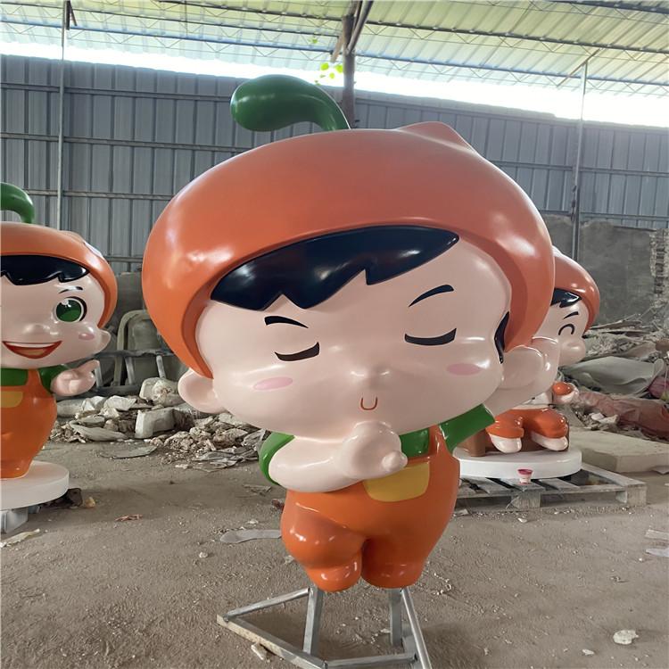 广州玻璃钢动漫人物雕塑 游戏角色雕塑147766725