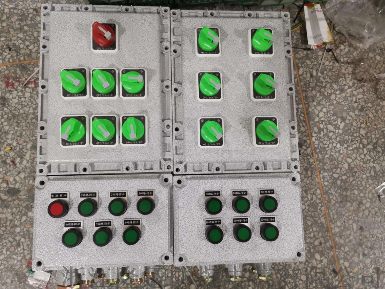 防爆动力配电箱ExdⅡCT4-铝合金(带防雨罩)154110695