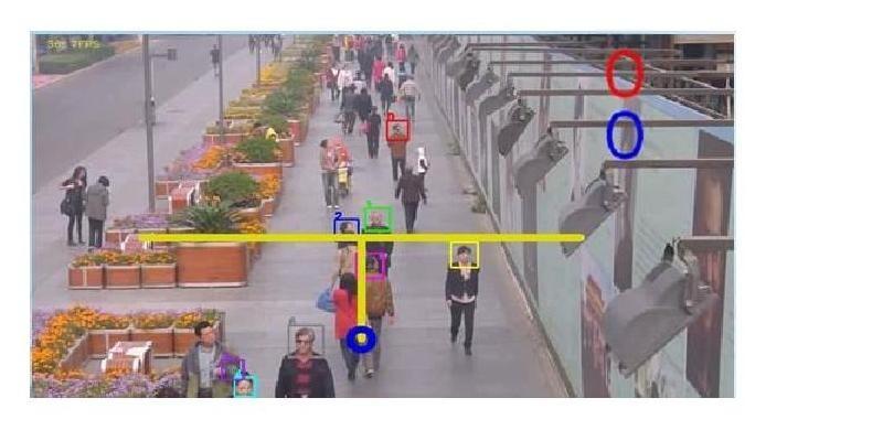 海南客流统计器 智慧交通 高性价比客流统计