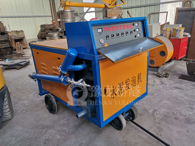 江西水泥发泡机新型 浙江杭州水泥发泡机设备