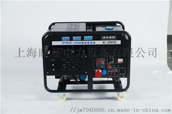 欧洲狮10千瓦柴油发电机763811462