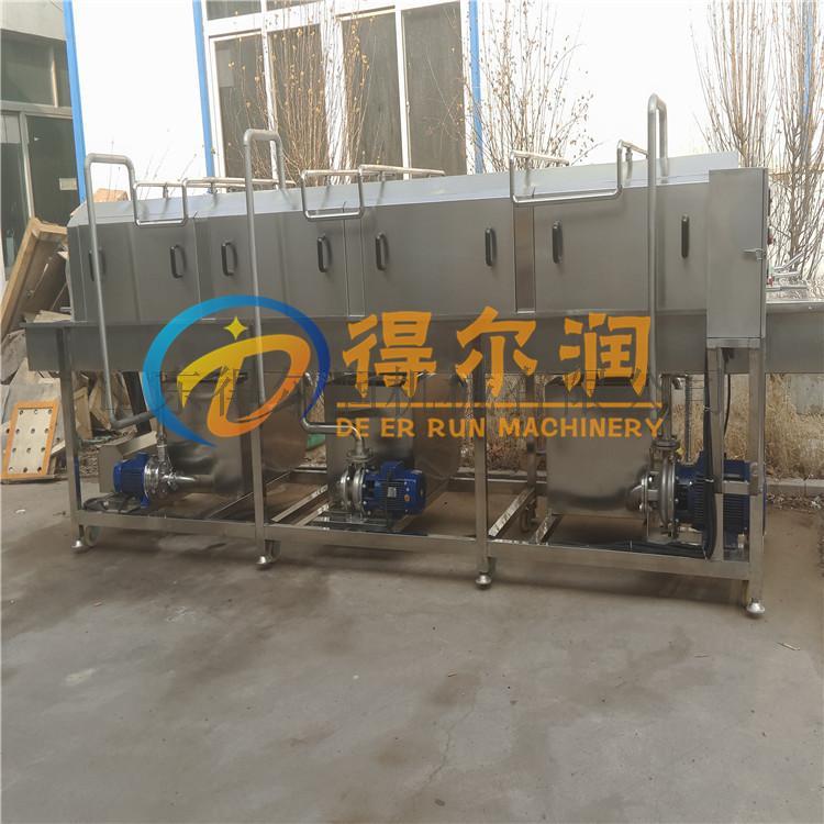 山東 塑料盒清洗烘乾機 蒸汽加熱洗筐機 專業洗箱機770822352