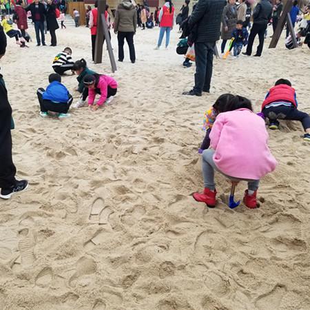 儿童砂池海砂