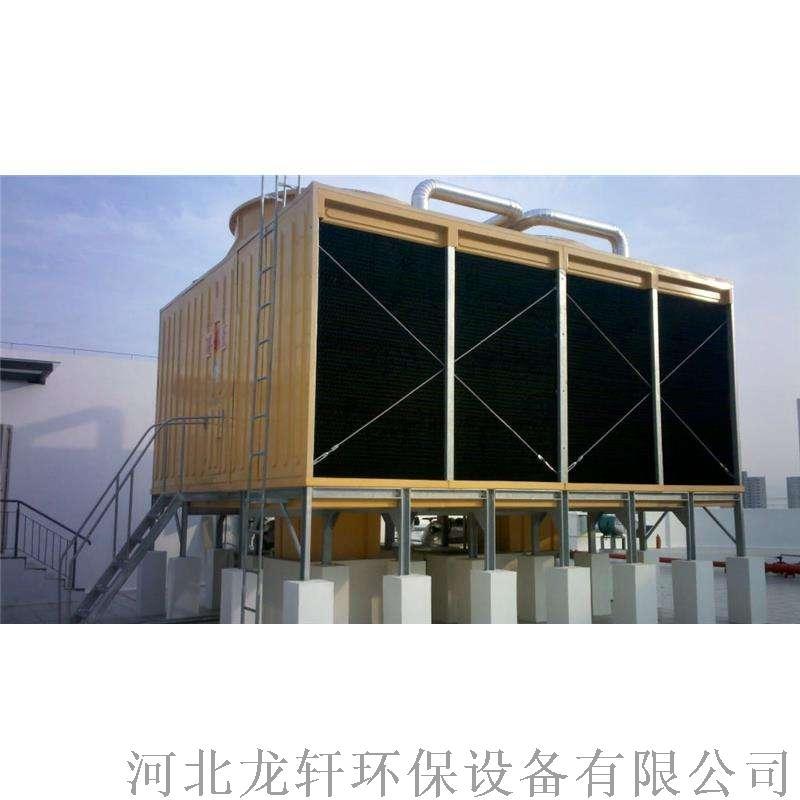 廠家直銷HBLG工業型橫流式冷卻塔 玻璃鋼冷卻塔103298892