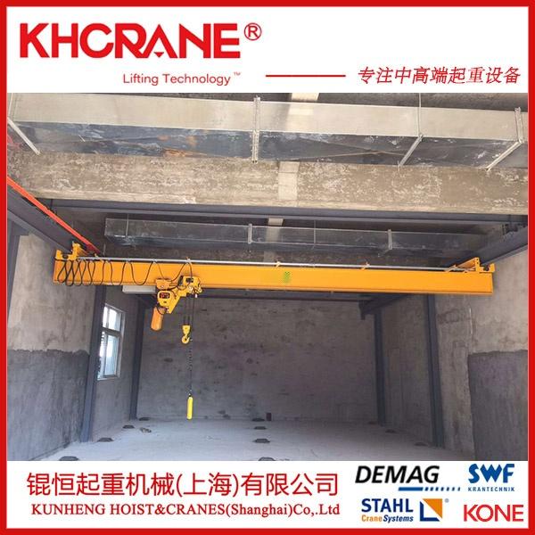 上海定制LX-2.5T悬挂起重机、锟恒悬挂行吊葫芦856494465