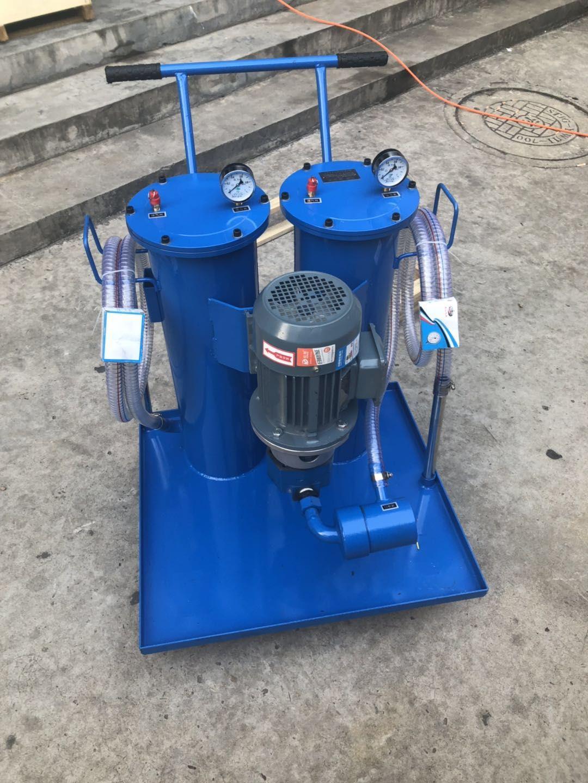精细滤油车TUC-100*3加油小车149062355