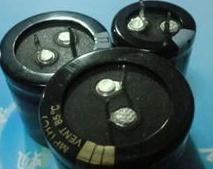牛角/焊针电解电容基板自立型45219305