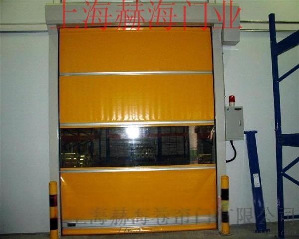 工業PVC捲簾門高速捲簾門自動快速門123400245