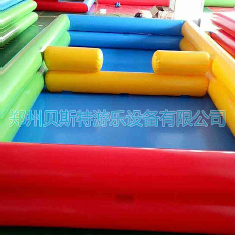 遼寧鞍山充氣水池廠家銷售造型萌萌噠充氣釣魚池774498465